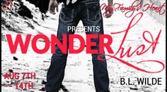 Renee Entress's Blog: [Blog Tour, Review & Giveaway] Wonderlust by B.L. ...