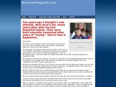 ① Become Pregnant. - http://www.vnulab.be/lab-review/%e2%91%a0-become-pregnant