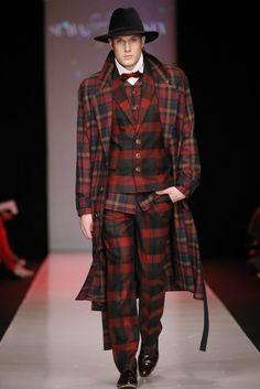 Slava Zaitsev Fall-Winter 2017/18 - Mercedes-Benz Fashion Week Russia
