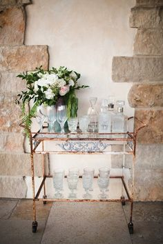 10 Best Bar Carts | Camille Styles