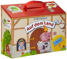 Amazon.com: HABA My First Play World Take n Go Set: Toys & Games