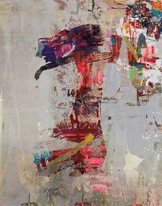 """Saatchi Online Artist Hossam Dirar; Mixed Media, """"Looking For (SOLD ON Saatchi Online)"""" #art"""