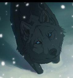 blue from wolfs rain