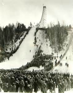 vintage chester bowl ski jump - - Yahoo Image Search Results