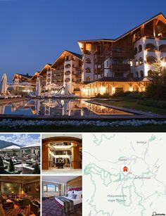 Situé dans l'une des villes bulgares les plus empreintes de tradition, cet hôtel de style alpin s'intègre harmonieusement à son environnement. Offrant une vue magnifique sur le Pirin, il est situé au pied des pistes de ski de Bansko et offre un accès direct au téléphérique.