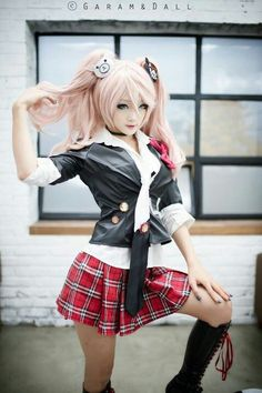 Browse Danganronpa Cosplay collected by ai_saka and make your own Anime album. Cosplay Anime, Asian Cosplay, Kawaii Cosplay, Cute Cosplay, Amazing Cosplay, Cosplay Outfits, Best Cosplay, Cosplay Girls, Cosplay Costumes