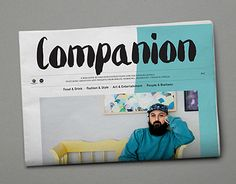 Companion No2 – 25Hours Hotel Magazine