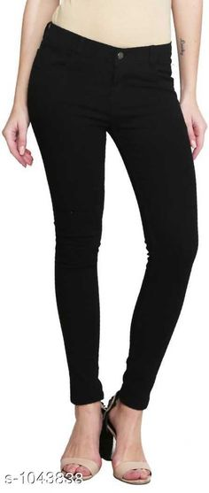 Jeans Upstyle Women's Denim Jeans  *Fabric* Denim  *Waist Size* 28 in,30 in,32 in,34 in,36 in  *Length* Up To 40 in  *Type* Stitched  *Description* It Has 1 Piece Of Women's Denim Jeans  *Work* Solid  *Sizes Available* 28, 30, 32, 34, 36, 38, 40 *    Catalog Name: Bria Upstyle Women's Denim Jeans Vol 4 CatalogID_126750 C79-SC1032 Code: 504-1043838-