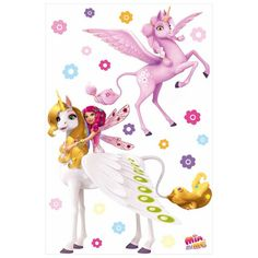 "onchao ""mia and me"" in 2019 | unicorn horse, unicorn, fantasy creatures"