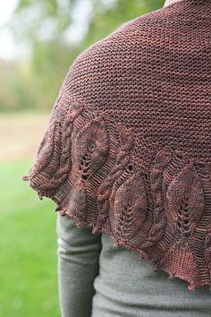 Ravelry: Northport Shawl pattern by Kristen TenDyke
