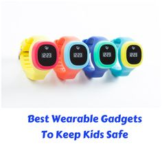 10 Best Wearable Tracking Devices To Keep Kids Safe ... see more at Inventorspot.com