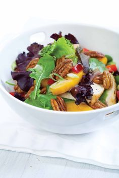 Chicken Pecan Salad, alive.com