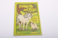 Morgan and Yew Vintage Serendipity Picture Book Steven Cosgrove by ThePinkRoom