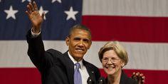 Obama To Endorse Elizabeth Warren's Student Loan Proposal