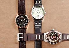 Swiss Precision: Torgoen Watches