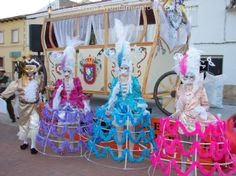 Publicadas las Bases de Solicitud de Plataformas y Espacio para elaborar las carrozas del Carnaval 2010