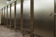 Commercial Restroom Partitions Come In Many Different Materials,  Applications, And Colors . Let Us