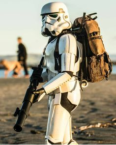 """1,555 Likes, 17 Comments - Star Wars Lore (@starwars_lore) on Instagram: """"Clone Trooper or Storm Trooper?  Tag a friend below who would love this! Picture by @SGTBananas …"""""""