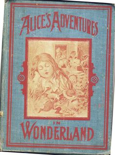 1903 Antique Alice In Wonderland with John Tenniel Engravings