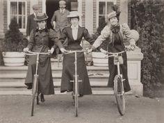 A bicicleta como ferramenta de emancipação da mulher