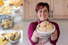 Biscotti Cookies, Italian Cookies, Just Cooking, Pie Dessert, Mini Desserts, Healthy Sweets, Sweet Cakes, Biscuits, Antipasto