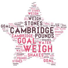 Cambridge weight plan Colchester area and West Mersea centre