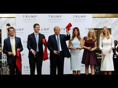 WASHINGTON ― President-elect Donald Trump announced Wednesday that he would place his two sons, Donald Trump Jr. and Eric Trump, in charge of his multibillion-dollar Trump Organization.