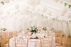 Country Chic Sage Green Marquee Wedding http://www.lolarosephotography.com/