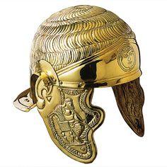 "Armor Venue Auxillary Calvary ""Weiler"" Helmet - Brass - One Size Fit Most Armour Armor Venue http://www.amazon.com/dp/B00DLN5IJ6/ref=cm_sw_r_pi_dp_Llh8vb131CE6A"
