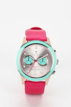 Triwa Flamingo Brasco Chrono Watch | Urban Outfitters