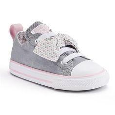 Converse Chuck Taylor All Star Betty Bow Sneakers For Toddler Girls