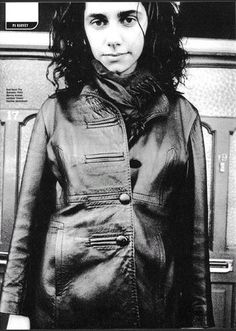 """PJ Harvey: """"You know, two people can say exactly the same words, saying the same story, and it would mean something entirely different."""""""