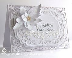 White On White Christmas Sparkle