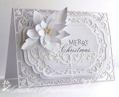 White On White Christmas Sparkle