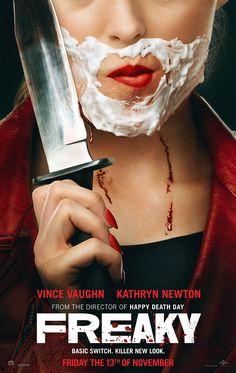 Kathryn Newton, Vince Vaughn, New Movies, Latest Movies, Good Movies, Latest Movie Trailers, New Trailers, Body Swap Movies, Alan Ruck