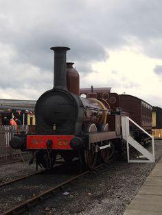Furness Railway 0-4-0 No.20 at RailFest, National Railway Museum (08/06/2012) | Flickr - Photo Sharing!