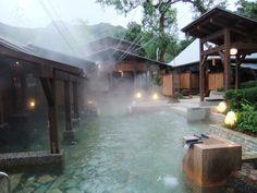 hot spring, Yilan, Taiwan