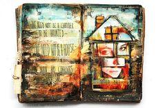 Emily Dickinson - 670 - Art Journal (for Cynka) - Finnabair