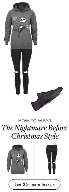 """""""Untitled #236"""" by danielle-grenfell on Polyvore featuring Topshop and Converse"""