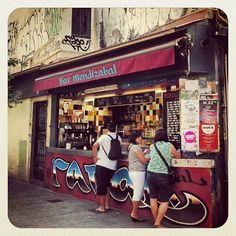 Bar Mendizábal - El Raval - Barcelona, Cataluña
