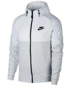 aa5546b67fc75 Nike Men s Sportswear Advance 15 Hoodie Men - Hoodies   Sweatshirts - Macy s