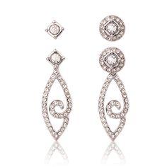 Luxe Convertible Earrings
