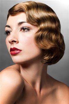 1930s wedding hair - Google Search