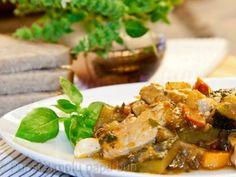 5 meniuri pentru un pranz cu putine calorii Ratatouille, Thai Red Curry, Ethnic Recipes, Students, Food, Diet, Essen, Meals, Yemek