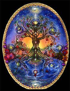 Tree of Life ♥ repinned by www.earthangel-family.de