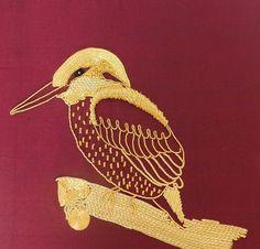 Flamant Oiseau Abeille Chat éléphant Iron On Patch broderie Appliques insignes Craft