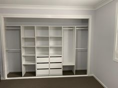 Storage solutions – Fantastic Built in Wardrobes Built In Cupboards Bedroom, Bedroom Cupboard Designs, Bedroom Closet Design, Master Bedroom Closet, Home Room Design, Closet Designs, Built In Wardrobe Ideas Layout, Closet Layout, Closet Renovation