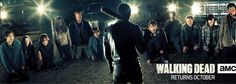 'The Walking Dead' Season 7 Negan's Scene Violent For TV; Comic-Con Banner Out, Tara Stands Up - http://www.movienewsguide.com/the-walking-dead-season-7-spoilers-new-poster-out/247150