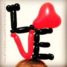 decorations balloons valentine day - Buscar con Google