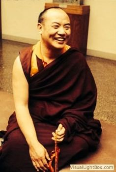 HH the 16th Karmapa